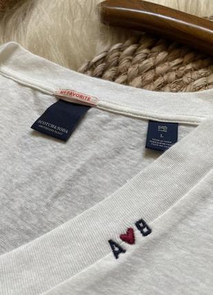 Abercrombie & fitch базовая футболка