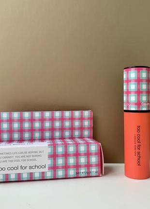 Too cool for school creamy blaster кремовый тинт для губ