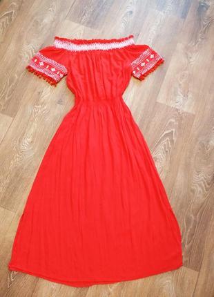 Кравивое платье .