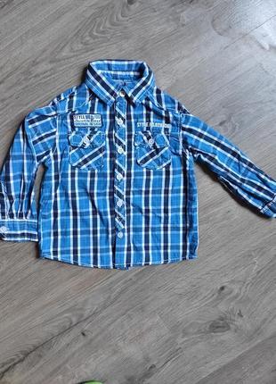 Дитяча рубашка