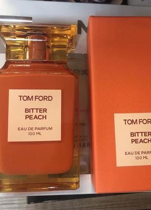 Tom ford bitter peach 🍑 распив 10мл original pack