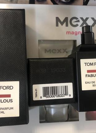 Tom ford fucking fabulous распив 5 мл original pack