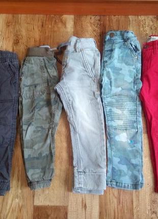 Брюки джинсы штаны мальчикам 1.5-3 года. nexr.