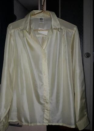 Golden gate рубашка блуза шелк