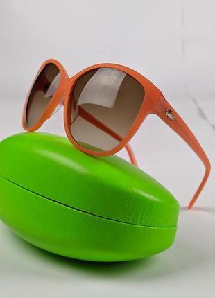 Женские солнцезащитные очки lacoste sunglasses