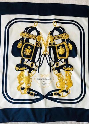 Hermes платок оригинал.