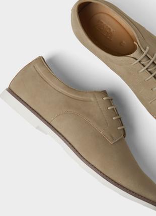 Стильные туфли, zara, оригинал