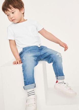 Трэндовые джинсы для мальчика next