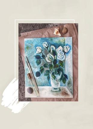Картина маслом в интерьер, живопись