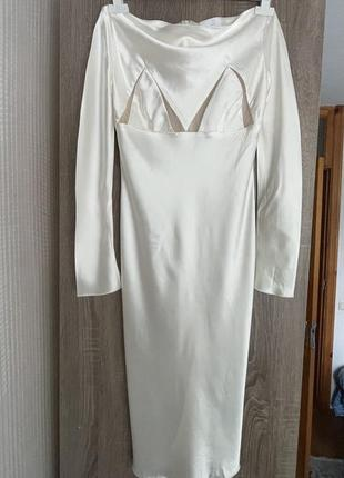 Платье от дизайнера bevza