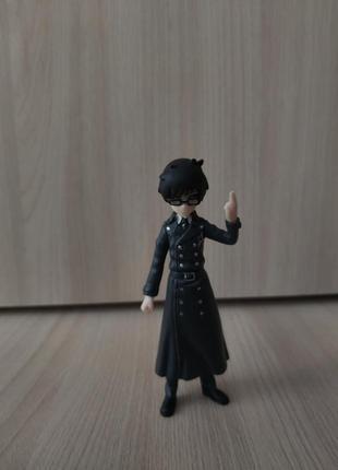 "Персонаж із аніме ""синий экзорцист"". юкио окумура"