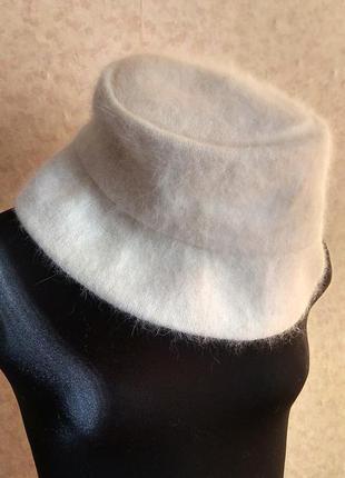 Шляпа ангора marks & spencer