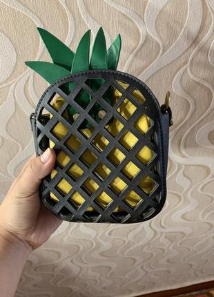 Сумка ананас