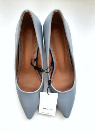 Шикарные туфли reserved р.37