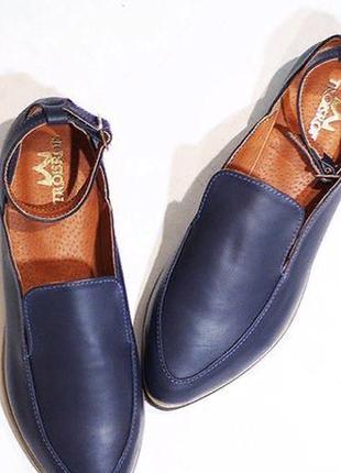 Акция🎊кожаные полузакрытые босоножки эспадрильи мюли сандали