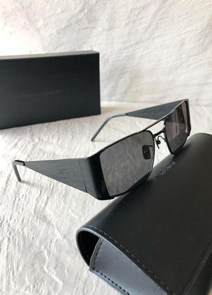Солнцезащитные очки в стиле saint laurent sl 366 lenny metal sunglasses