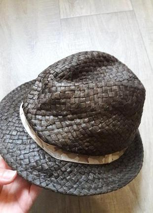 Шляпа шляпка хаки