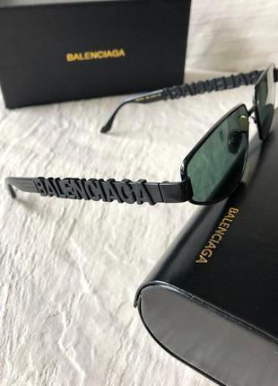 Солнцезащитные очки в стиле balenciaga bb0107s sunglasses баленсиага2 фото