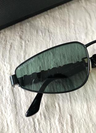 Солнцезащитные очки в стиле balenciaga bb0107s sunglasses баленсиага4 фото