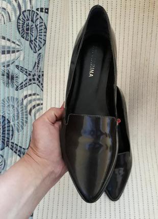 39 кожаные туфли бренд