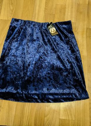Новая фирменная юбка esmara интересный дизайн хорошее качество