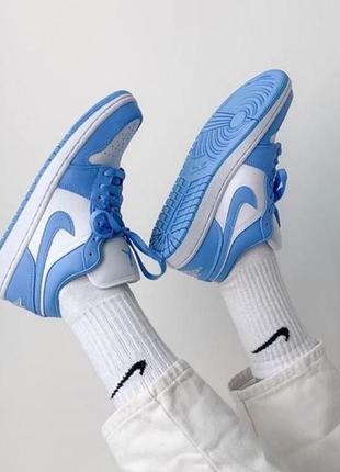 Кроссовки nike air jordan retro 1 low| женские кроссовки джордан 1| модные кожаные кроссовки| низкие джорданы ретро | кроссовки на лето