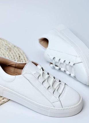Кеды белые 😍 просто 💣
