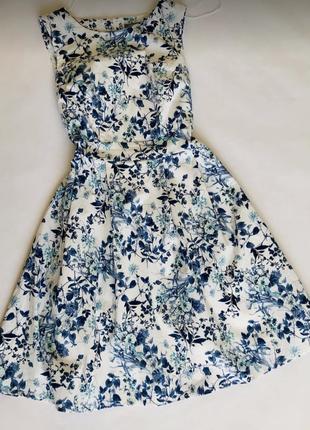 Красивое платье в стиле лора эшли, германия