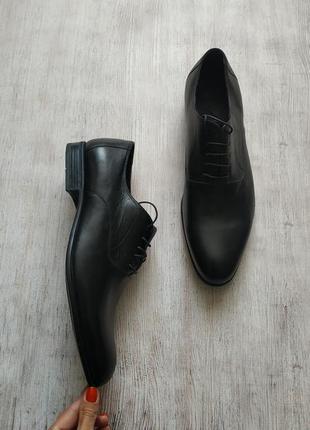 Navyboot navy boot, классические кожаные туфли оксфорды