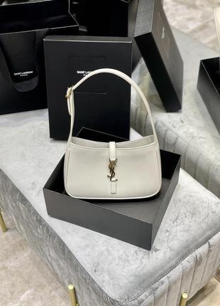 Женская сумка со 100% кожи в стиле saint laurent
