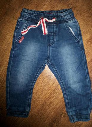 ~9-12 мес.джинсы next~