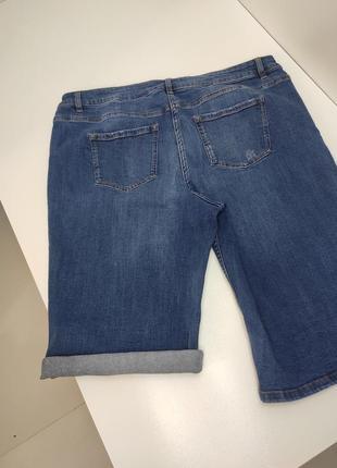 Джинсовые шорты next3 фото