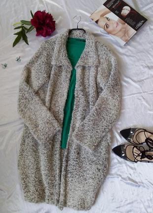 Мягкий теплый нежный кардиган пальто из сури альпаки редкая порода и беби альпаки перу