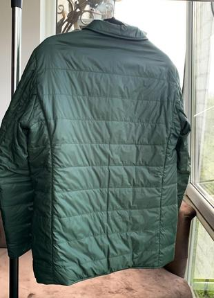 Шкірянка bally  ad unum reversible leather jacket hugo boss6 фото