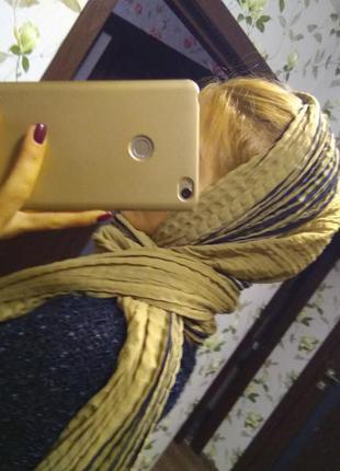 Шарф шаль палантин накидка платок головной убор шапка
