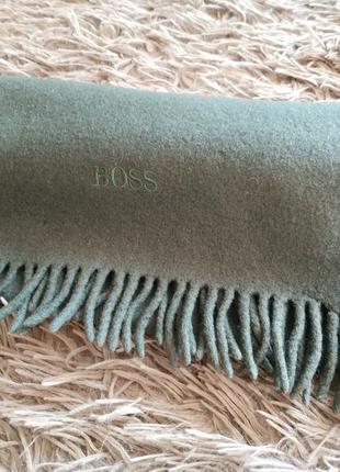 Кашимировый шарф