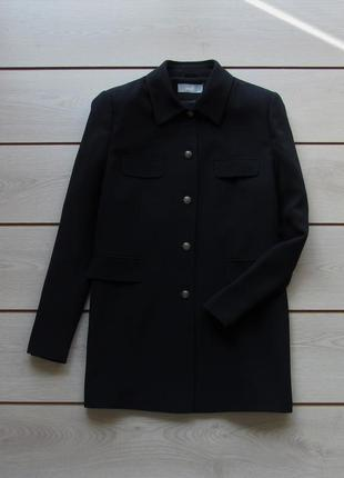 Винтажный удлиненный пиджак блейзер от wallis