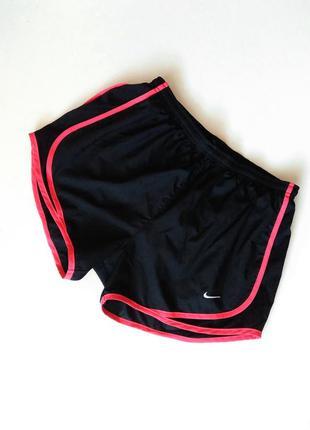 Спортивные шорты nike на высокой посадке