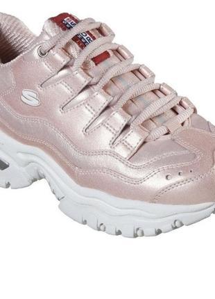 Модные женские кроссовки ,оригінальні жіночі кросівки skechers