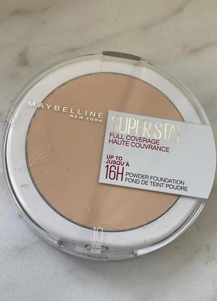 Maybelline superstay 16h long-lasting