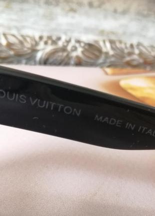 Эксклюзивные чёрные брендовые чёрные солнцезащитные очки маска унисекс6 фото
