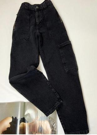 Джинсовые штаны джинсы
