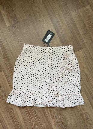 Легкая юбка на лето