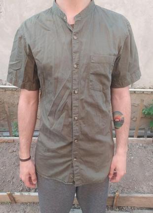 Сорочка короткий рукав