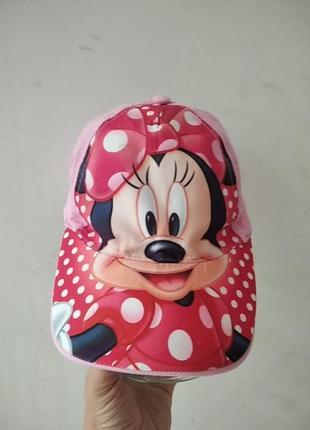 Disney кепка панамка бейсболка 52 размер 2-4 года