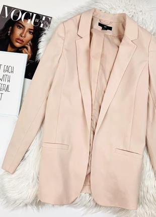 Удлинённый пиджак h&m 🔥
