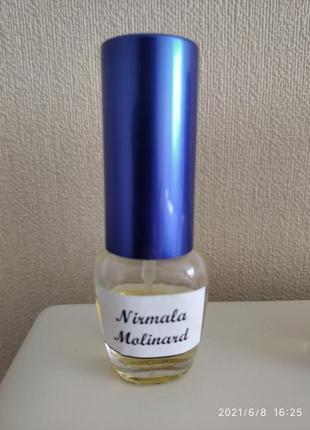 Парфюмированная вода nirmala molinard