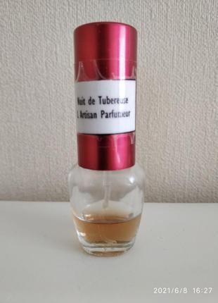 Парфюмированная вода nuit de tubereuse lartisan parfumeur