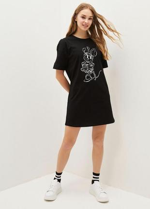 🆕платье-футболка lc waikiki 🆕