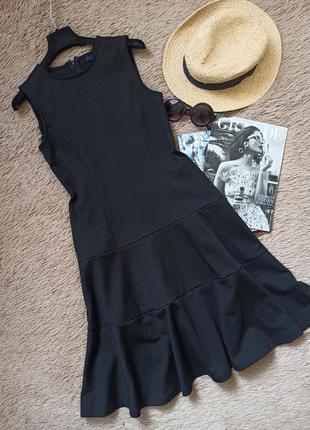 Шикарное платье с воланами/плаття/сукня